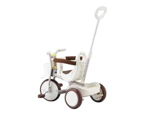 Sepeda Roda Tiga Anak Terbaik Jefferys IIMO – Gentle White