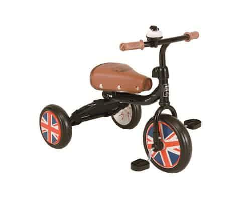 Sepeda Roda Tiga Anak Terbaik Jefferys London Taxi Tricycle