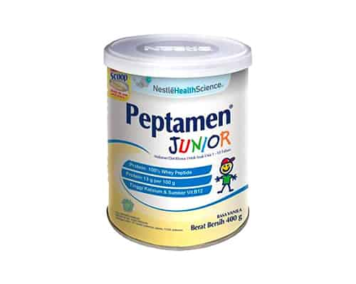 Gambar Nestle Peptamen Junior