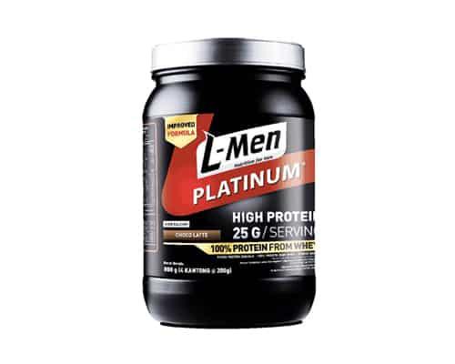 Susu Whey Protein Nutrifood L-Men Platinum Whey Protein