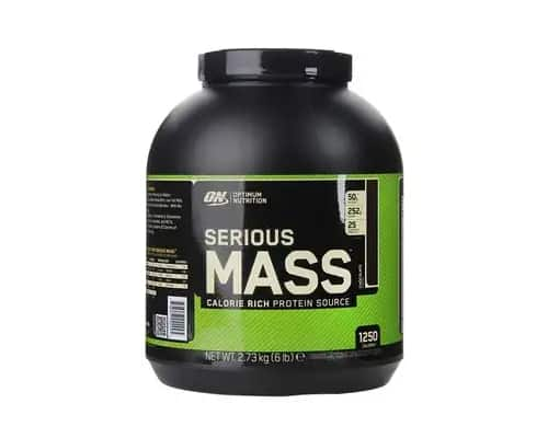 Gambar Susu Whey Protein Terbaik Optimum Nutrition Serious Mass