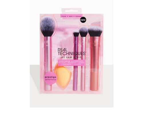 Gambar Makeup Brush Set Terbaik Real Techniques Essentials Set
