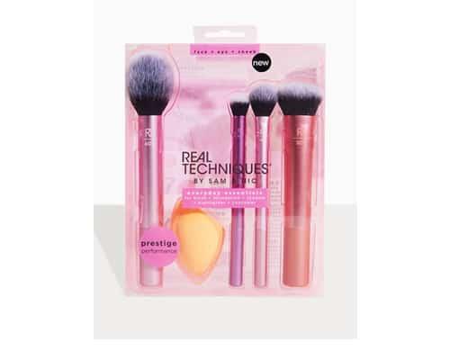 Gambar Makeup Brush Set Terbaik Real Techniques Essentials Set