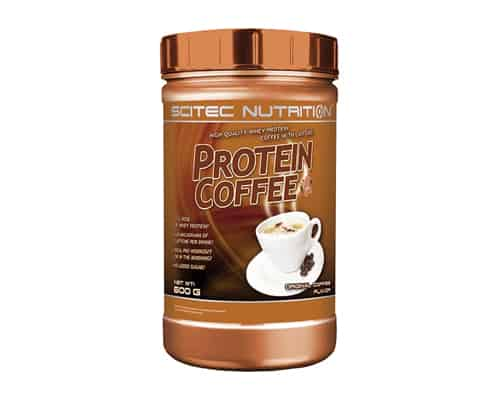 Gambar Scitec Nutrition Protein Coffee