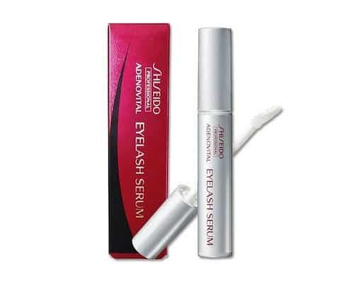 Serum Bulu Mata Terbaik Shiseido Adenovital Eyelash Serum