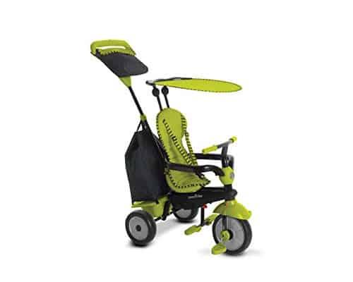 Sepeda Roda Tiga Anak Terbaik SmarTrike Glow 4 in 1 Baby Trike