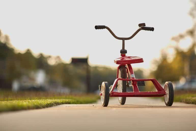 Sepeda Roda Tiga yang Bagus