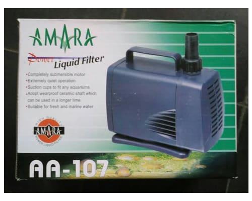 Pompa Aquarium Terbaik Amara AA-107