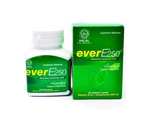 Suplemen untuk Kesehatan Kulit Terbaik Ever E250