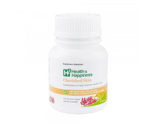 Suplemen untuk Kulit Tubuh Terbaik Kalbe Health & Happiness H2 Cherished Skin