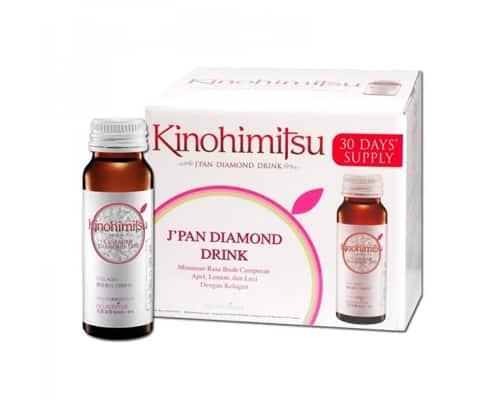 Suplemen yang Bagus untuk Kulit Kinohimitsu Collagen Diamond