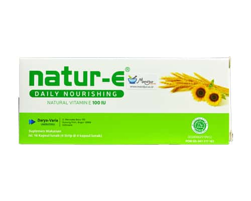 Natur-E Natural Vitamin E 100 IU