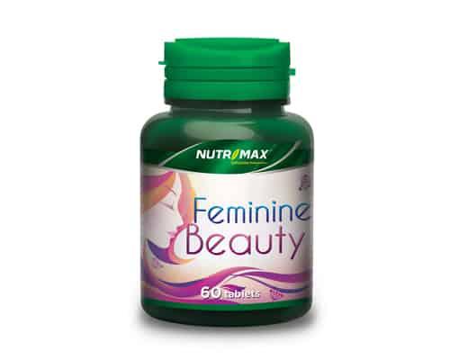 Suplemen Terbaik untuk Kulit Nutrimax Feminine Beauty