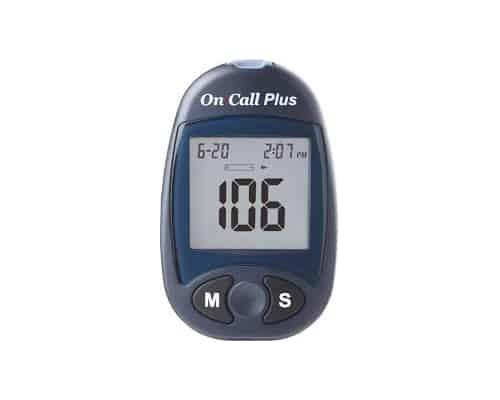 Alat Pengukur Gula Darah Acon On Call Plus