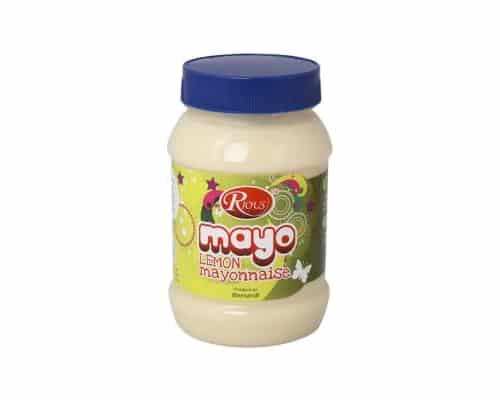 Mayones Terbaik Bernardi Rious Mayo Lemon Mayonnaise