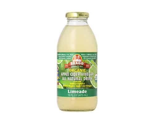 Bragg Organic Apple Cider Vinegar Drink – Limeade