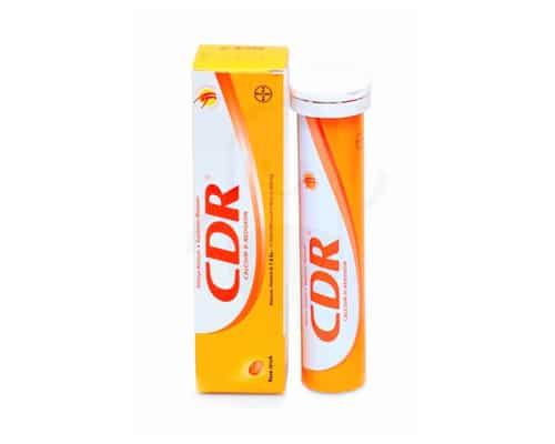 Multivitamin CDR Calcium-D-Redoxon - Multivitamin dan Mineral Terbaik
