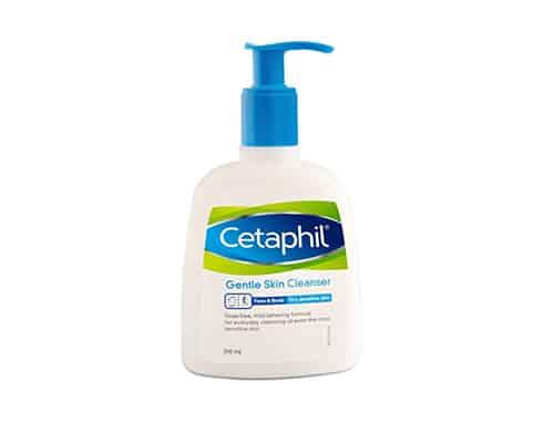 Sabun Muka Terbaik Cetaphil Gentle Skin Cleanser