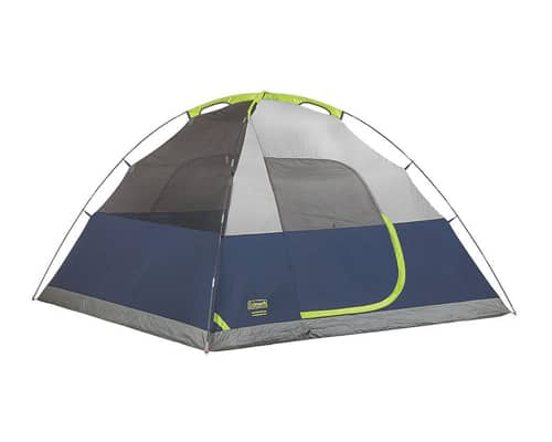 Tenda Dome Coleman 6-Person Sundome Tent