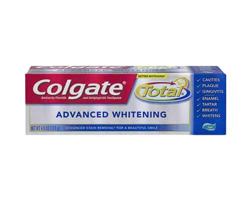 Memutihkan Gigi Colgate Advanced Whitening