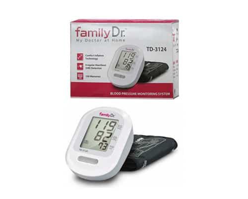 Gambar Alat Pengukur Tekanan Darah Family Dr TD-3124