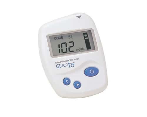 Alat Cek Gula Darah GlucoDr AGM-2100