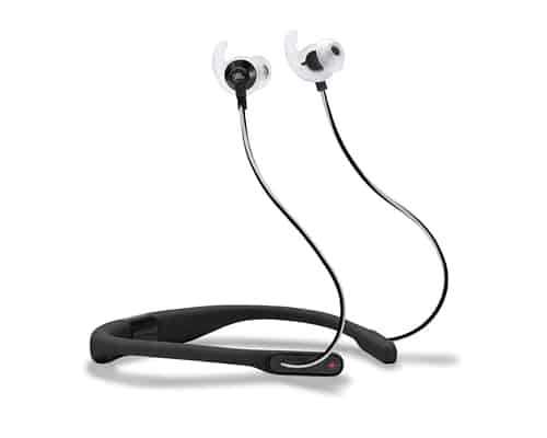 Gambar Earphone Bluetooth Terbaik Merk JBL Reflect Fit Heart Rate Wireless Headphones