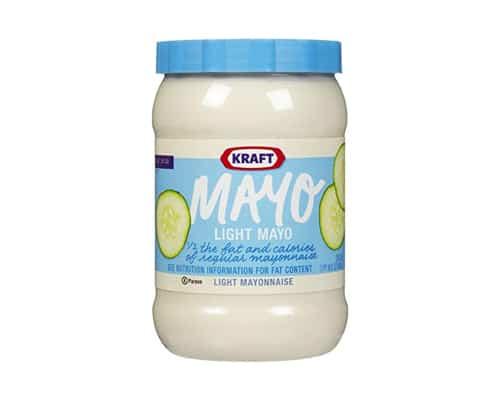 Mayones Terbaik Kraft Mayonnaise Light