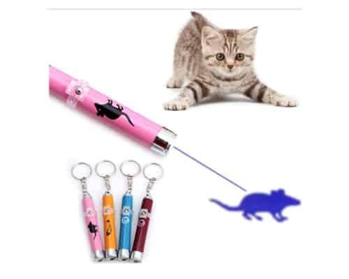 Mainan Kucing Laser LED