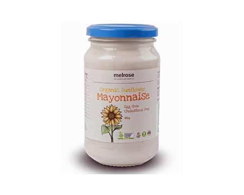 Mayones Terbaik Melrose Organic Sunflower Mayonnaise
