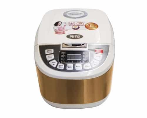 Rice Cooker Terbaik Merk Mito R5 Digital Rice Cooker 8in1