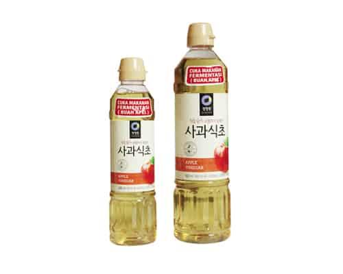 Miwon Chung Jung Won Apple Vinegar (Sagwa Sikcho)