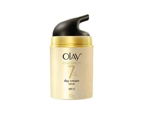 Krim Wajah Terbaik Merk Olay Total Effect 7 in One Day Cream Normal SPF 15