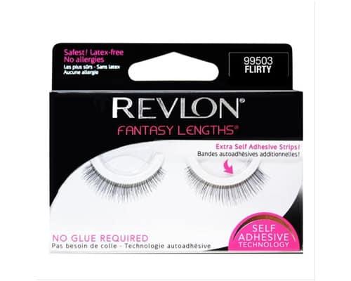 Bulu Mata Paslu Natural Terbaik Revlon 99503 Flirty Lashes
