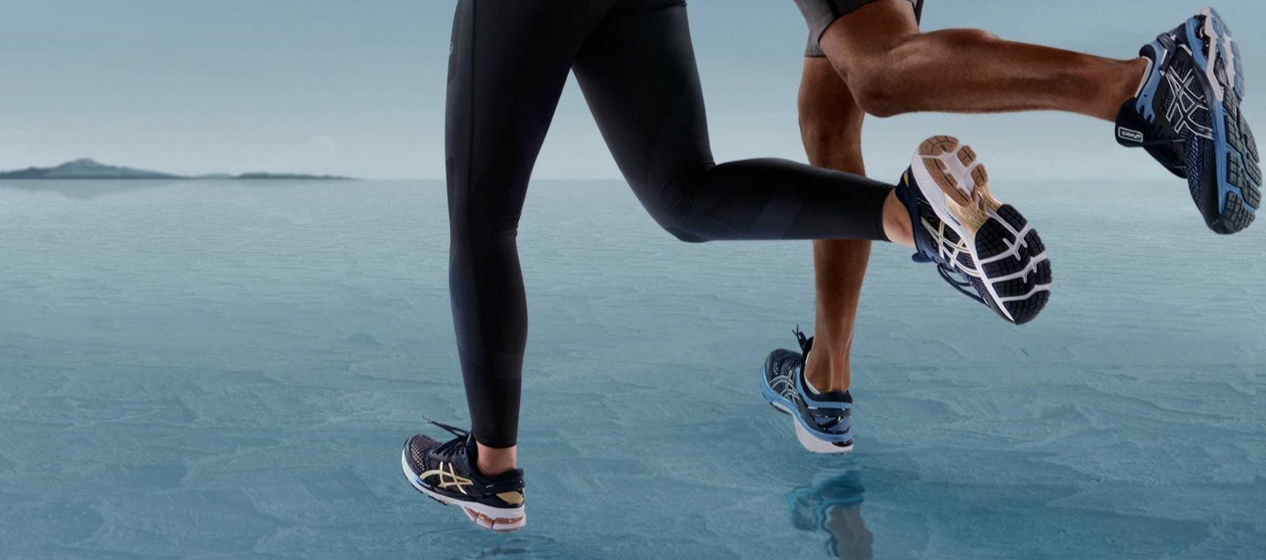 Gambar Sepatu Running yang Bagus Terbaik