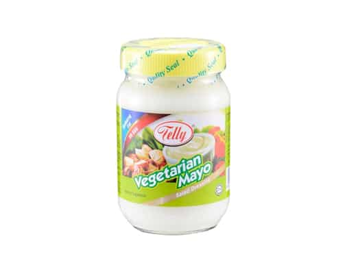 Mayones Terbaik Telly Salad Dressing Vegetarian