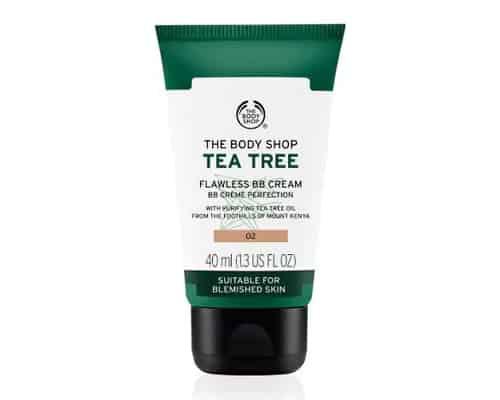 The Body Shop Tea Tree Flawless BB Cream