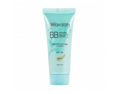BB cream terbaik Wardah Everyday BB Cream