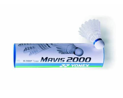 Yonex Shuttlecocks Mavis 2000 6-in-1