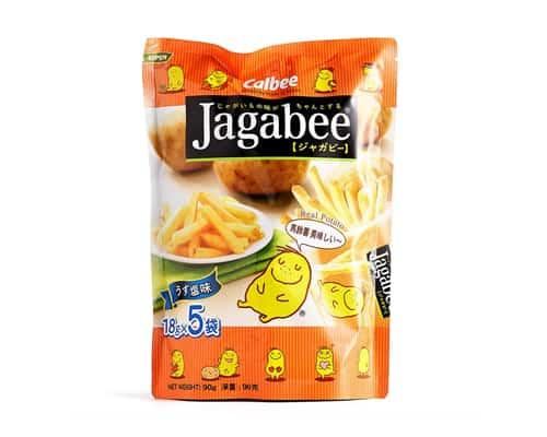 Snack Calbee Jagabee Potato Stick
