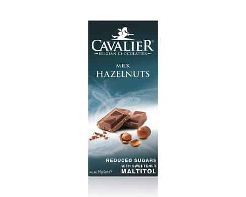 Cavalier Tablet Milk Hazelnuts
