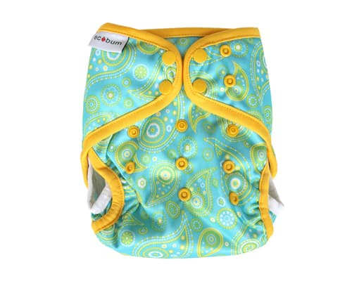 Ecobum Snap Cloth Diaper
