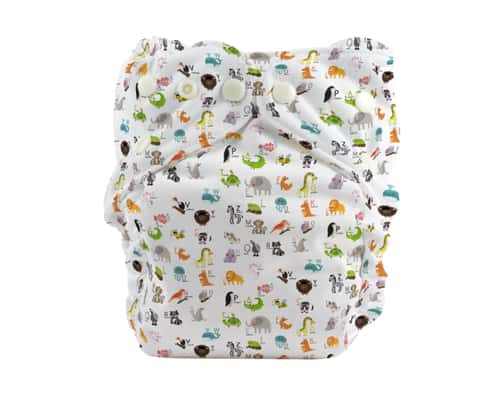 FuzziBunz – One Size Pocket Diapers