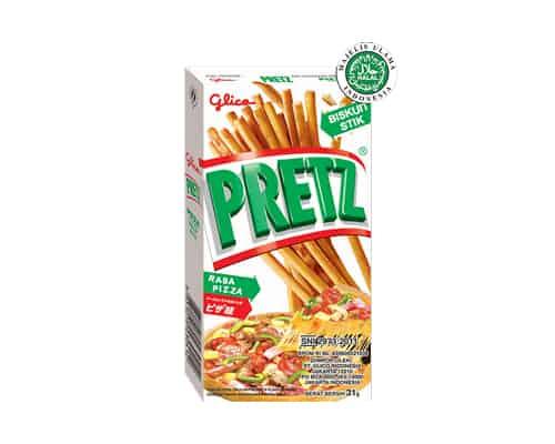Snack Glico PRETZ Pizza