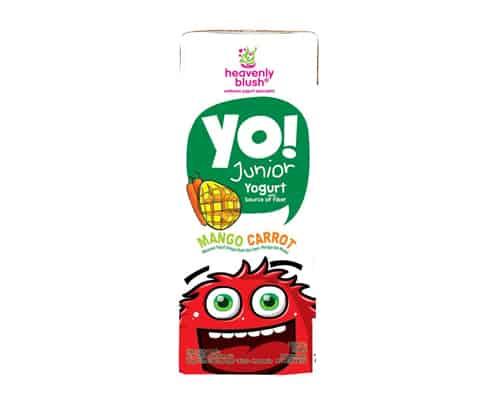 Heavenly Blush Yo! Yogurt