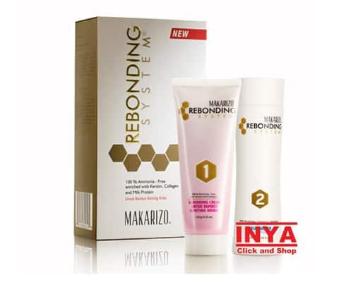 Makarizo Rebonding System for Curly Hair
