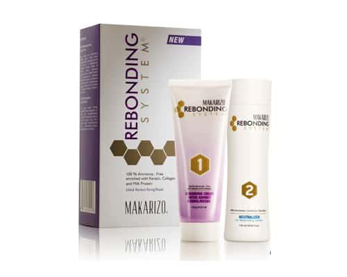 Makarizo Rebonding System for Dry Damaged Hair