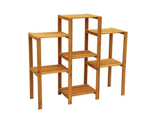 Wooden Pot Stand