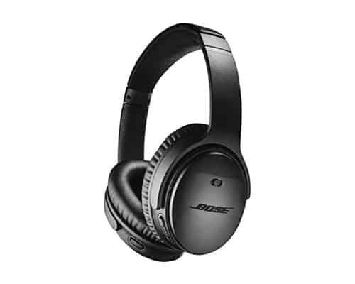 Bluetooth Headphone Terbaik Bose Quiet Comfort 35