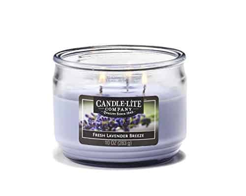 Lilin Aromaterapi Terbaik - Candle-Lite Everyday Fresh Lavender Breeze